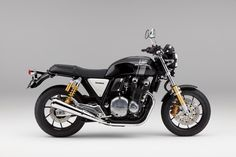 2017 Honda CB1100 RS Black Right Side