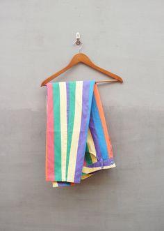 1980s rainbow jeans