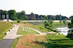 Wilkes-Barre River Common – Sasaki Associates, Inc