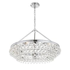 Found it at AllModern - Robertville 6 Light Crystal Chandelier