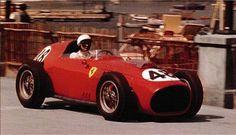 Phil Hill Ferrari Monaco 1959