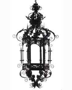 Antique Lanterns   Ornate Antique Lantern