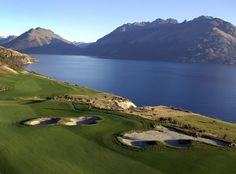 Jack's Point Golf Club New Zealand - This 18 hole 72-par golf course was designed by John Darby, the designer of The Hills, Millbrook and Clearwater golf courses. www.seasonz.co.nz/index.php/experiences/113-golf-experience-new-zealand