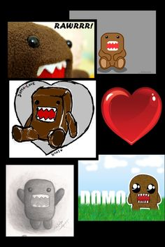 For The Love of Domo.