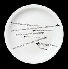 Handwritten Dish Designs - These Dishoom Plates Tell the Intimate Stories of Irani Cafe Customers (GALLERY) Custom Plates, Decorative Plates, Service Assiette, Dishoom, London Restaurants, Food Design, Handwriting, Graphic Design, Creative Review