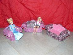 canapé en carton