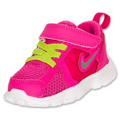 Girls' Toddler Nike Dual Fusion Run Running Shoes