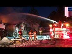 Christmas tragedy: Deadly house fire kills mother and three children - LIKEMEVIDEO