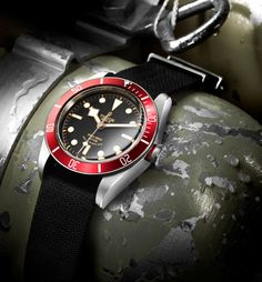 The 2012 Heritage Black Bay by Tudor  simply on the best watches ever produced