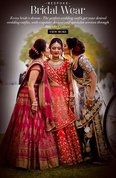 If there is one bridal attire that epitomizes the queenly aura, it's the Lehenga Choli. Get exclusive range of Indian bridal Lehenga Choli Unique Fancy Sarees. Indian Wedding Photography Poses, Wedding Poses, Wedding Ceremony, Wedding Ideas, Indian Wedding Outfits, Bridal Outfits, Indian Weddings, Real Weddings, Hindu Weddings
