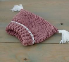 Pink Baby Hat, 3 to 6 months £10.00