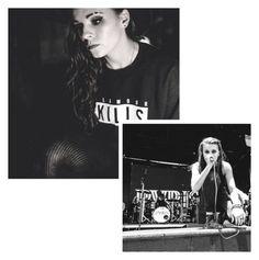 """Lyndsey Gunnulfsen ••"" by xanonsrlifex ❤ liked on Polyvore featuring xanonsRgirlsx"