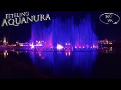 Efteling 2019 Aquanura (Night) 360 VR POV