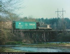 RailPictures.Net Photo: NH 654 New Haven EMD SW1200 at Dover, Massachusetts by Donald Haskel