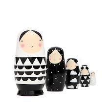 Image result for modern russian dolls