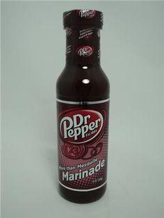 Dr. Pepper Mesquite Marinade