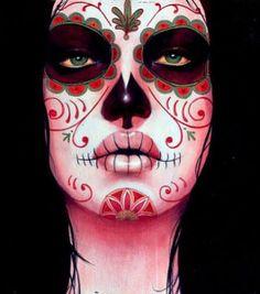 plantilla-tatuaje-santa-muerte
