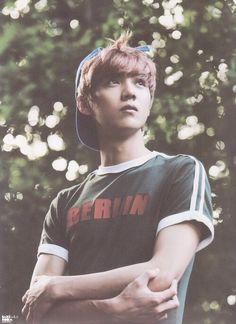LuHan 鹿晗 (루한) ♬ formerly from EXO 엑소