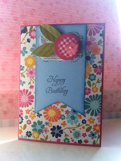 Birthday card by HandmadebySammieSays on Etsy, £2.00