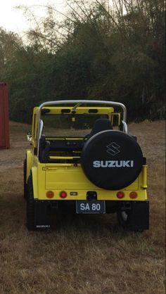 Tyre cover suzuki Lj80