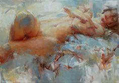 "Saatchi Online Artist Nelina Trubach-Moshnikova; Painting, ""Untitled"" #art"