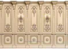 Купить буазери панели. Цены. Фото - Ставрос Floor Ceiling, Ceiling Decor, Ceiling Design, Wall Decor, Interior Walls, Interior Design, Wall Molding, Panel Wall Art, Crafts