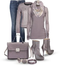 """""""Mauve"""" by marincounty on Polyvore"""