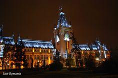 Iasi Romania Palace of Culture beautiful european palaces cities