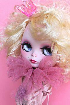 Custom Blythe Doll by ellewoods2007