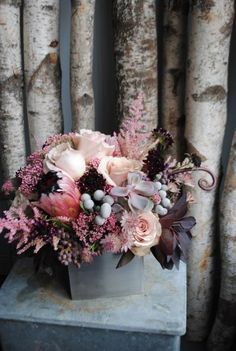 Image result for plum fall decor