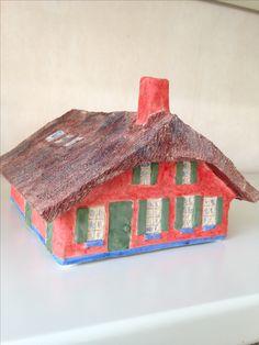 Dutch house (Staphorst) by Marike Hoekstra
