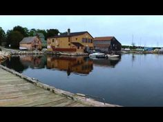 Dock Street, Shelburne, Nova Scotia - YouTube