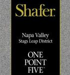 Shafer Vineyards One Point Five Stags Leap Cabernet Sauvignon 2012 (750ML)
