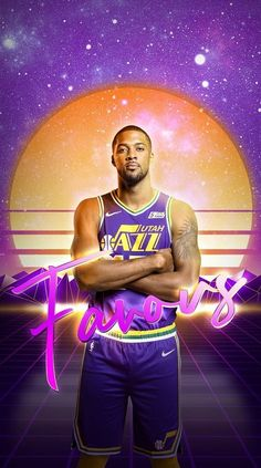 Derrick Favors, Jazz Basketball, Mountain Pictures, Nba Wallpapers, All That Jazz, Utah Jazz, Slam Dunk, Nba Players, Film