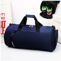 752d6ed25376 2017 Hot sale nylon gym bags men outdoor sport handbag women yoga trianing  single shoulder bag