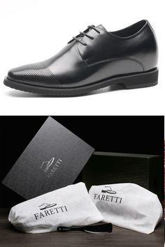 34fd33a1 Eleganckie #podwyższające #buty zaprojektowane dla mężczyzny w  standardowych proporcjach z dyskretnym podwyższeniem wzrostu o