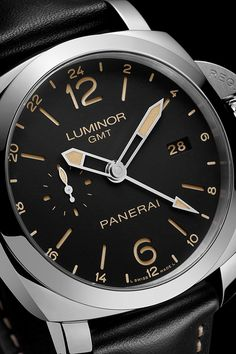 Panerai Luminor 1950 3 Days GMT 24H: A Panerai Watch for Travelers