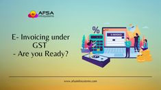 E-invoicing in India mandatory from 1 Oct. 2020. Be sure you are ready for it. we are here to help you configuring the e-invoicing for your Oracle EBS. feel free to contact: info@afsainfosystems.com  #AFSAInfosystems #Oracle #Cloud #CloudComputing #GST #EBS #BusinessIntelligence Oracle Ebs, Oracle Cloud, Business Intelligence, Cloud Computing, Clouds, India, Feelings, Free, Goa India
