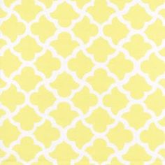 Stunning Linens to set your reception a notch above the rest... Hen House Linens  www.henhouselinens.com, yellow lattice fabric, yellow quarterfoil