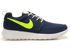 best website 280cd 92aac ... closeout nike roshe run women dark blue green 3fee9 3d312