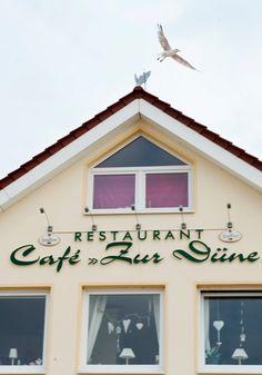 Restaurant direkt an der #Ostsee