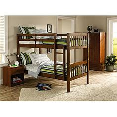 Bunk bed that can unstack