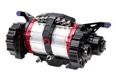Fully assembled Rimac Automobili powertrain