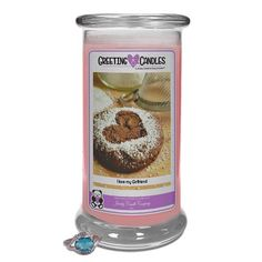 I Love My Girlfriend - Jewelry Greeting Candles