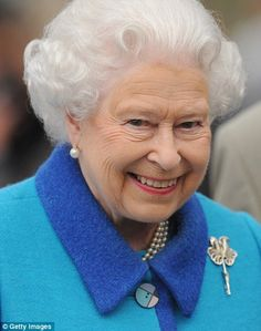 The Queen, as Patron of the Royal Horticultural Society, regularly attends the opening of ...