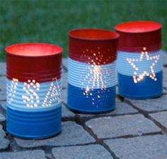 Fourth of July DIY Home Projects