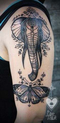 Literally, the MOST beautiful elephant tattoo design i have seen thus far! Definitely in the ball park for what im looking for to cover my old heart tattoo