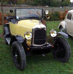 1923 Citroën 5 HP Torpedo 2 places