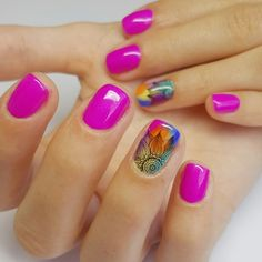 What Christmas manicure to choose for a festive mood - My Nails Cute Spring Nails, Spring Nail Art, Nail Designs Spring, Nail Art Designs, Nails Design, Fancy Nails, Pink Nails, Pretty Nails, Shellac Nails
