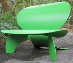 Propane Tank Armless Chair by Colin Selig